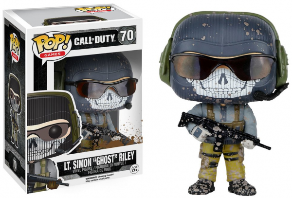 Funko PoP! Games - Call of Duty - Riley