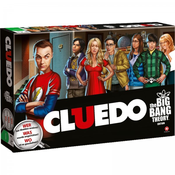 The Big Bang Theory - Cluedo