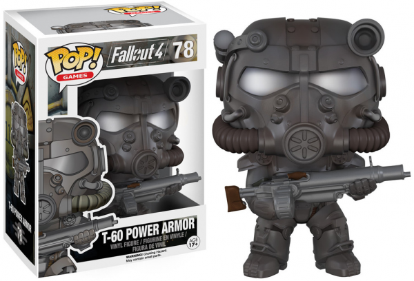 Funko PoP! Games - Fallout - T-60 Power Armor