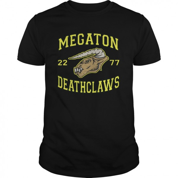 Mash Up T-Shirt - Megaton Deathclaws - Damen