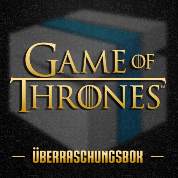 Game of Thrones - Überraschungsbox