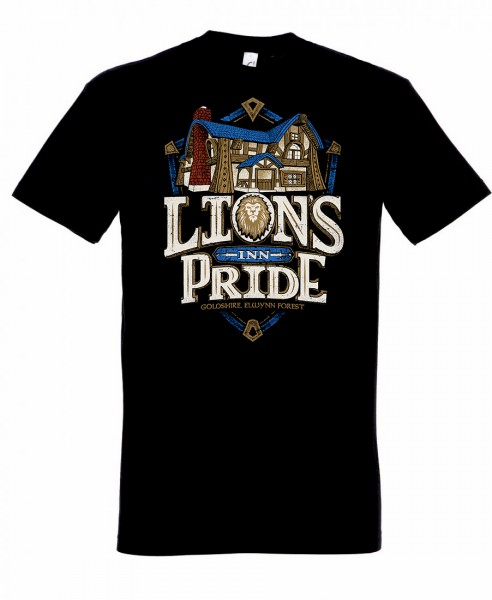 World of Warcraft - T-Shirt - Lion's Pride Inn - Herren