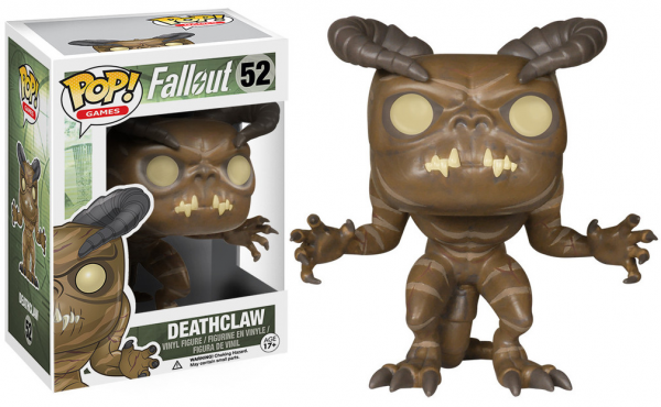 Funko PoP! Games - Fallout - Deathclaw