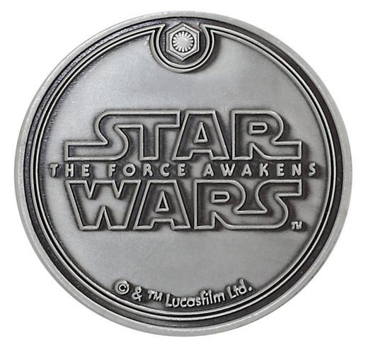 Star Wars - Sammelmünze aus Metall