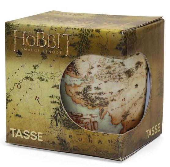 Hobbit - Karte Tasse