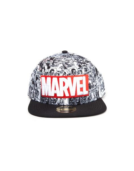 Marvel - Logo Comic Style - Snapback