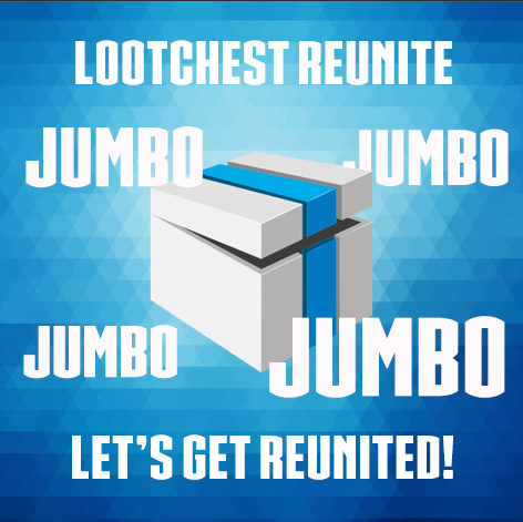 lootchest reUnite JUMBO Box