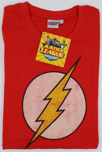 The Flash - Logo T-Shirt Herren