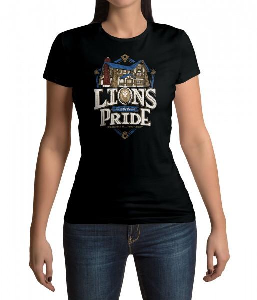 World of Warcraft - T-Shirt - Lion's Pride Inn - Damen
