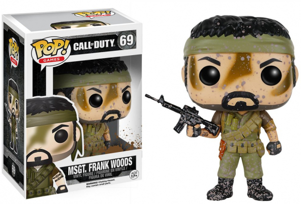 Funko PoP! Games - Call of Duty - Woods