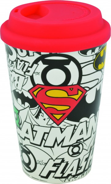 Justice League - Travel Mug
