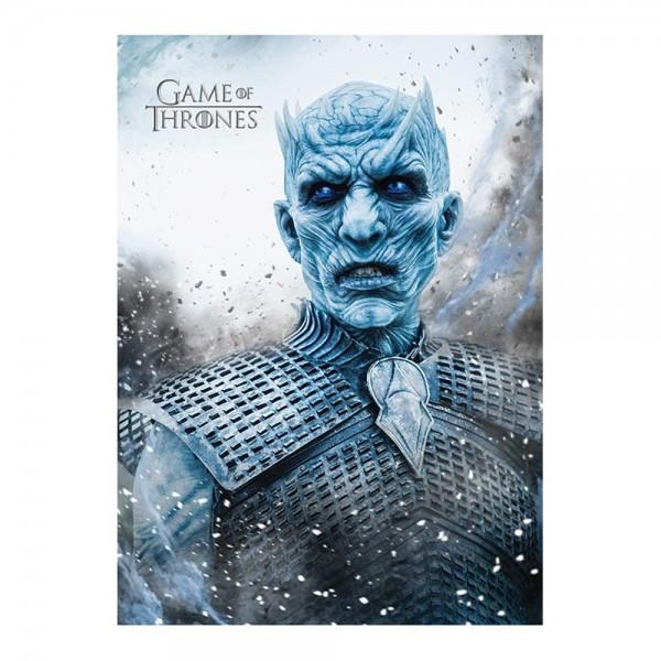 Game Of Thrones - Postkarte - Der Nachtkönig